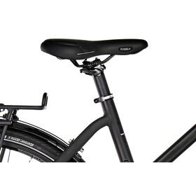 Ortler Bozen Premium Elcykel Trekking Trapez svart